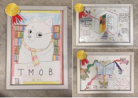 Magic World of Books Poster Competition