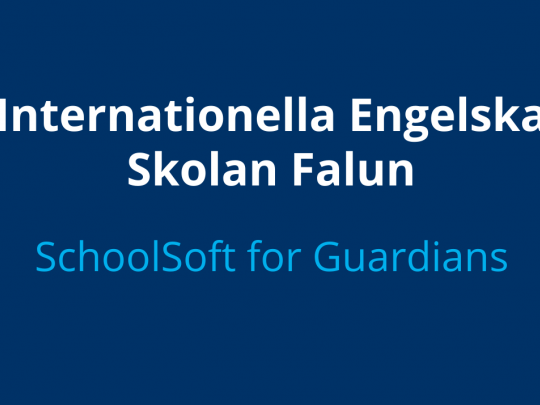 How to Use Schoolsoft? Video for Guardians
