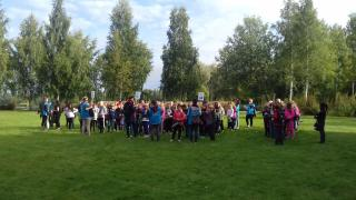Welcome Back to IES Falun!