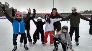 Winter Sports Day